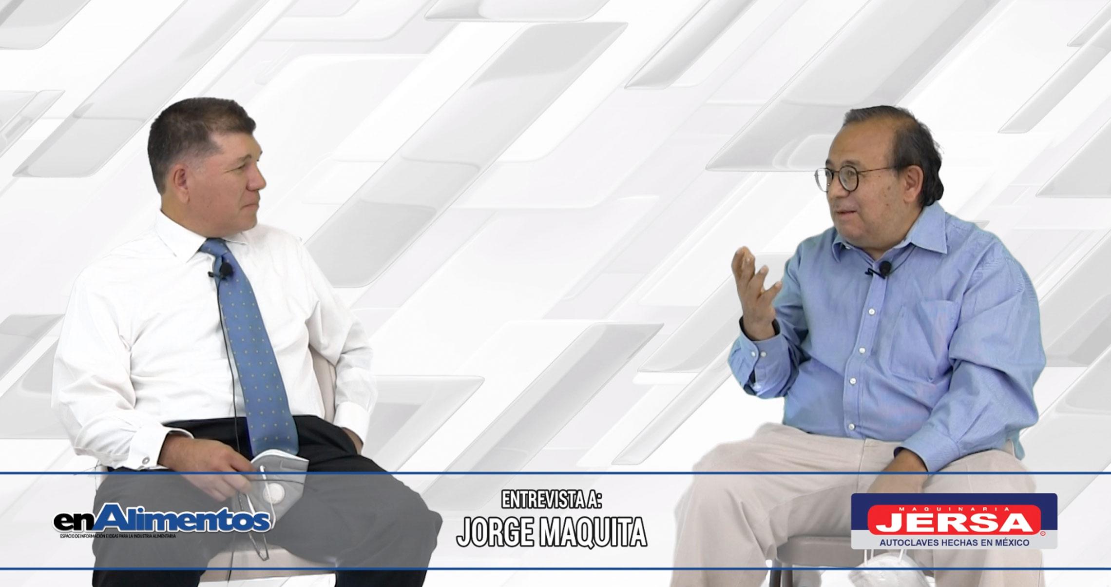 Entrevista a Jorge Maquita