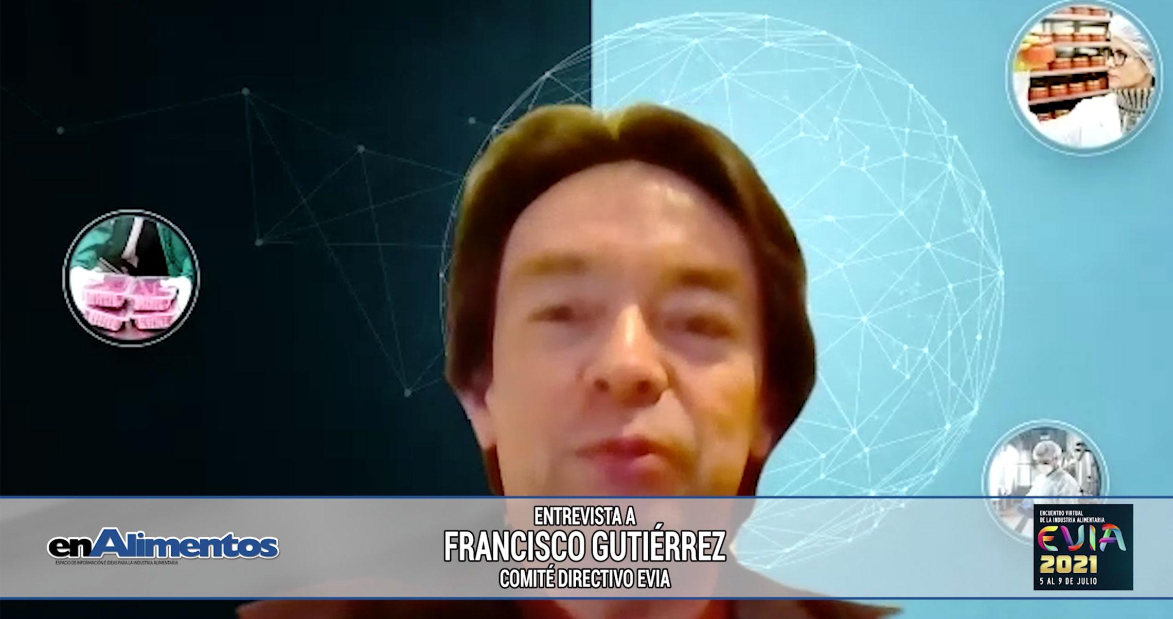 Entrevista a Francisco Gutiérrez - EVIA