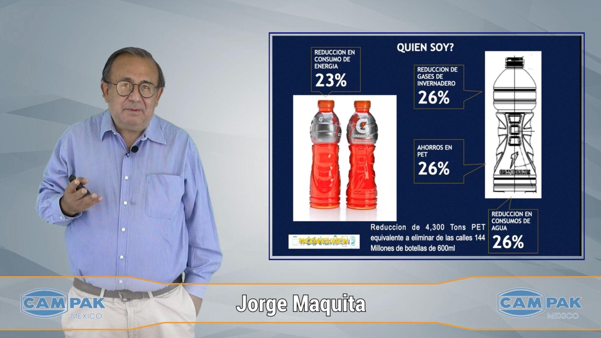 JORGE MAQUITA - El Empaque: función, retos y oportunidades